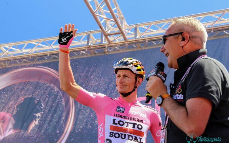 Giro d'Italia a Tortolì: due giorni di emozioni nella Photogallery di Vistanet
