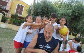 """""""Un tuffo nel basket"""": due settimane di camp estivo per i più giovani a Santa Maria Navarrese"""