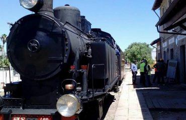 Il Trenino verde a Tortolì
