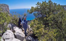 Luca Sardella in Ogliastra, sabato programma di Rete 4 sulle bellezze naturalistiche del territorio