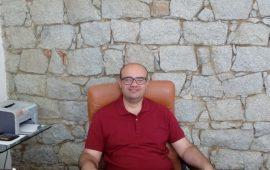 Il sindaco di Lanusei Davide Burchi lascia l'incarico di segretario provinciale del Partito democratico