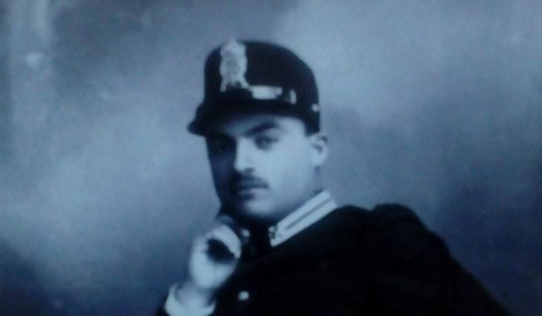 Un annullo filatelico per il centenario della morte dell'eroe di Loceri Ferdinando Podda