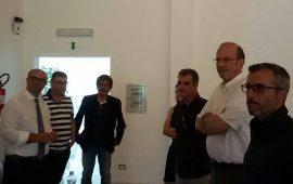 Lanusei, il direttore dell'Azienda per la tutela della salute, Fulvio Moirano incontra i sindaci ogliastrini