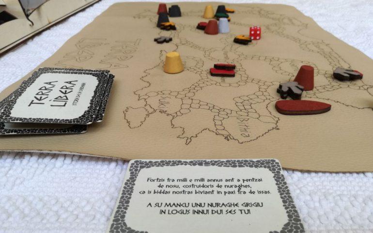 Terra Lìbera: il gioco da tavolo che racconta la storia della Sardegna. Più di un Risiko in salsa sarda