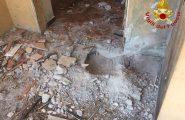 Bomba al centro migranti di Dorgali: le foto di una tragedia sfiorata