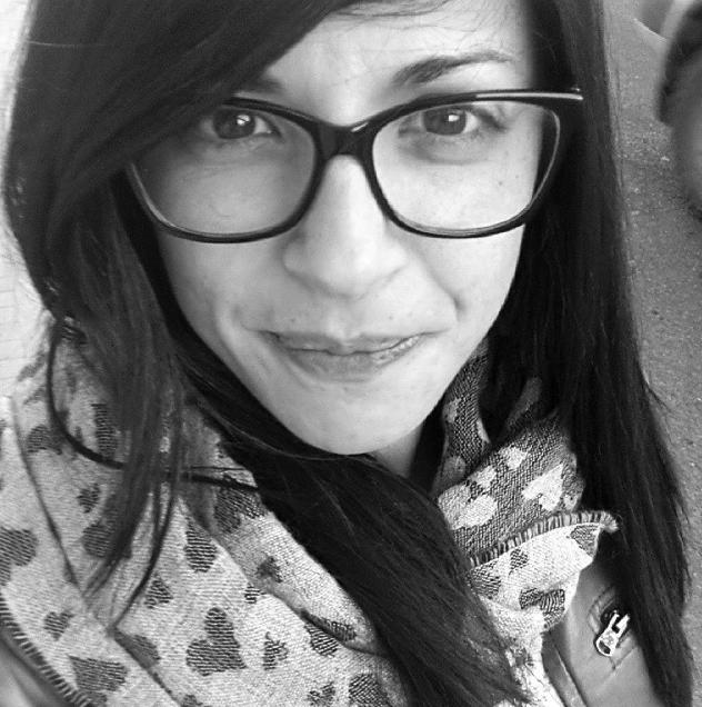 Ilaria Ghirlanda - social media manager