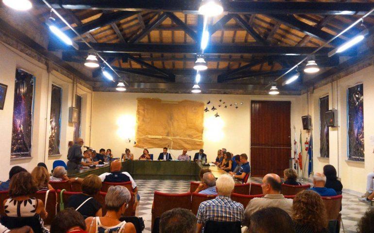 Lanusei. Il sindaco Burchi presenta in consiglio le sue linee programmatiche