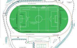 Baunei, approvato il progetto preliminare per la riqualificazione del campo sportivo