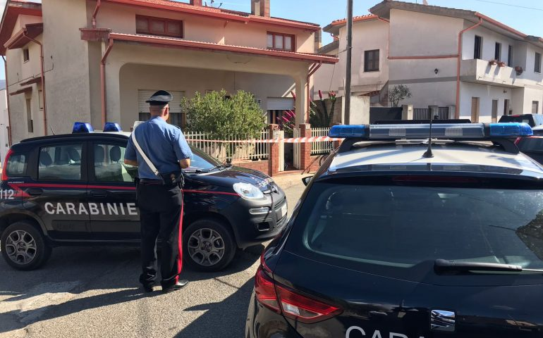 Femminicidio a Domusnovas: uccide la moglie 84enne, fermato dai carabinieri