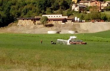 Ultraleggero si schianta nel Modenese, muore pilota sardo