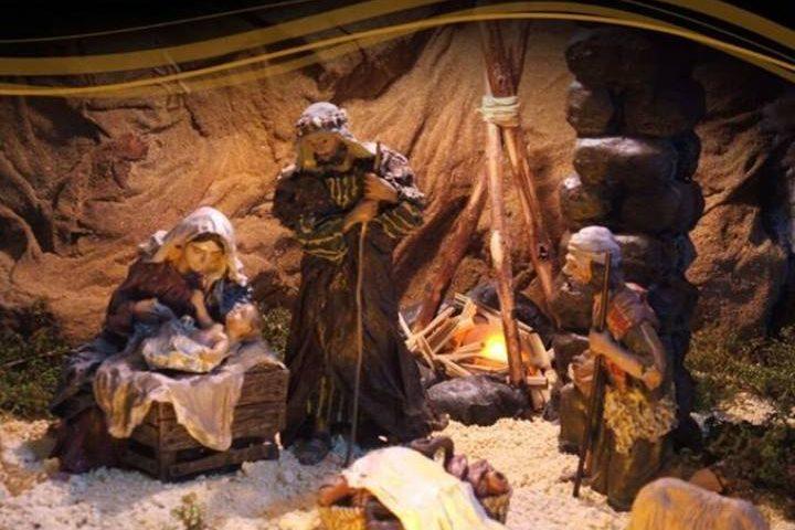 Immagini Natalizie Con Presepe.Villagrande Aria Di Natale Con La Seconda Edizione Del