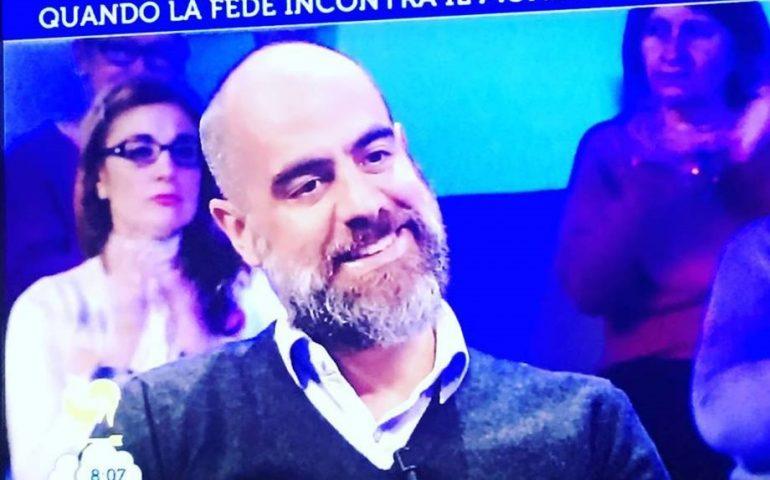 I manager di Dio, il regista ogliastrino Pietro Mereu questa mattina su Tv2000