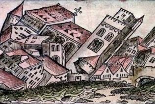 Accadde oggi.  13 novembre 1948, la Sardegna scossa dal terremoto