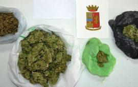 Lanusei,  detenzione di sostanze stupefacenti, denunciati dalla Polizia due ogliastrini