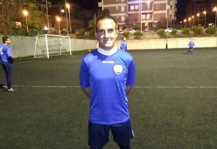 Calcio. La bella storia di Giuseppe Virdis, in campo a 51 anni con due protesi all'anca