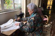 Nonna Bonarina, un amore per la sartoria lungo una vita, cucito nel cuore con ago e filo