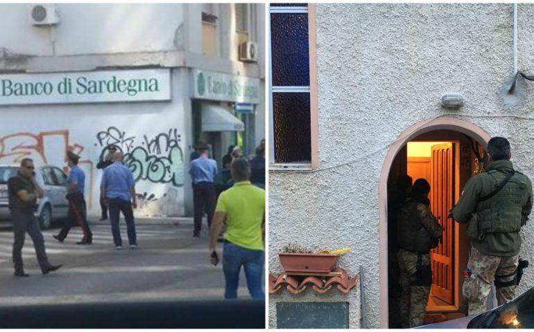 Banco Di Sardegna Lavoro Offerte : Tentata rapina a mano armata al banco di sardegna vestiti da