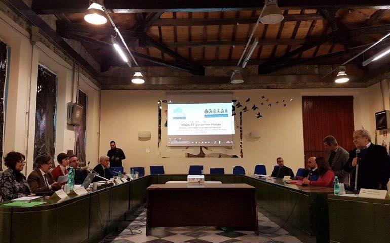 """Unione Comuni d'Ogliastra: presentato il Piano di Sviluppo Strategico """"Àndalas per-correre il futuro"""""""