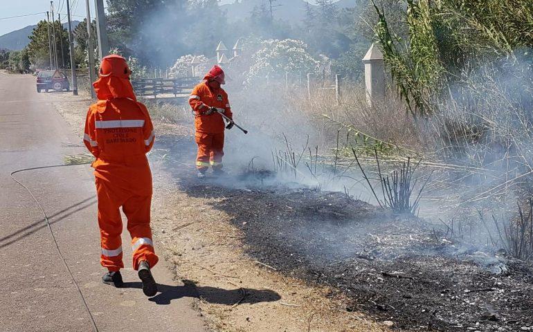 Il bilancio 2017 delle attività dell'Ekoclub di Bari Sardo, tra antincendio, protezione civile ed educazione ambientale