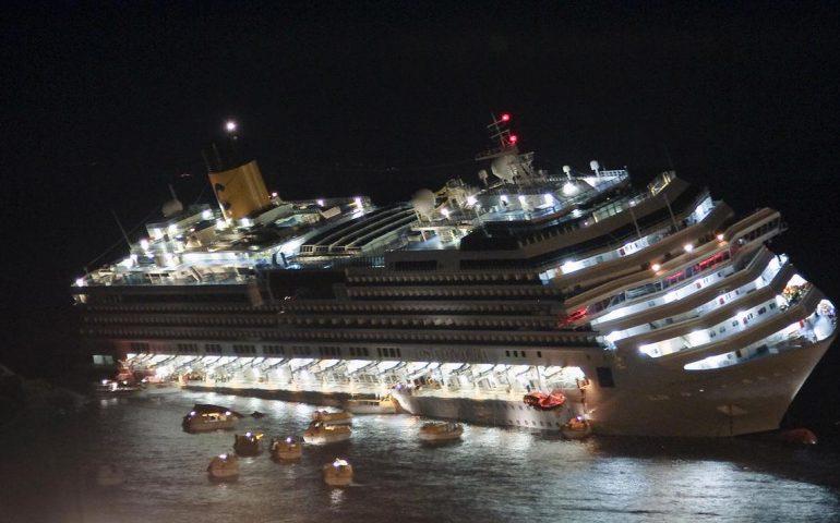 Accadde oggi: il 13 gennaio 2012 la Costa Concordia naufraga all'Isola del Giglio. Il racconto di una superstite