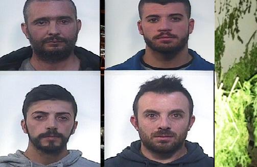 Maxi operazione ad Arzana: quattro persone in manette per traffico d'armi
