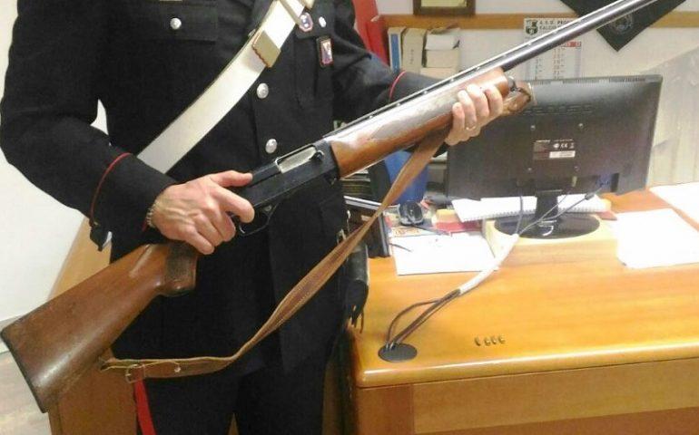 Bari Sardo, detenzione illegale di fucile, denunciato un uomo