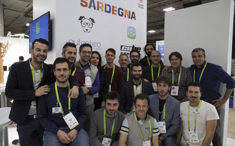 Las Vegas, grande successo per le 7 start up sarde ospitate al Ces nello stand della Regione Sardegna