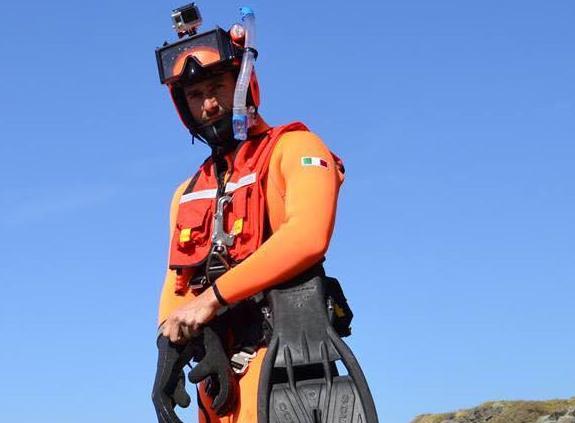 Orgoglio d'Ogliastra. L'angelo dei migranti, medaglia al valore per il soccorritore marittimo della Guardia Costiera Matteo Gregorio