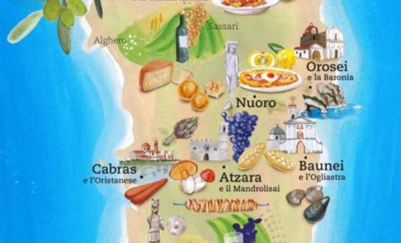 Baunei, l'Ogliastra e la Sardegna sul numero di marzo del Gambero Rosso. La chef Clelia Bandini intervistata