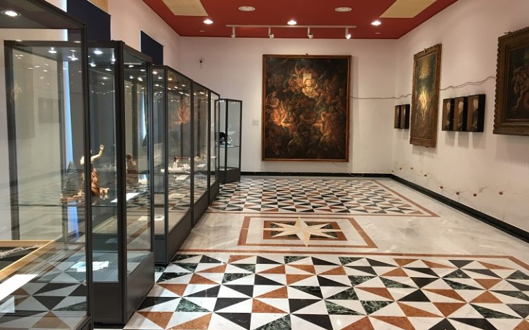 Museo Diocesano d'Ogliastra, un percorso spirituale raccontato con l'arte di Maria Lai e Pinuccio Sciola (Photogallery)