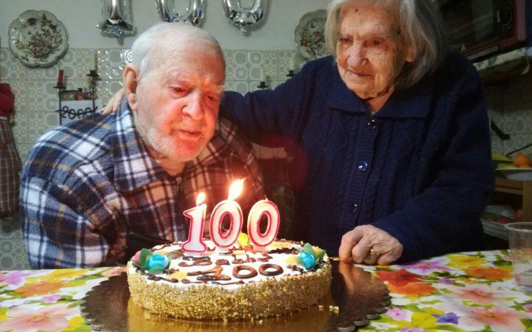 Suelli festeggia il suo centenario: 100 candeline per Benedetto Floris