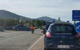 Incidente a Tertenia, automobilista si scontra con un bovino. Morto l'animale