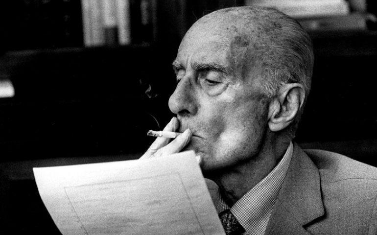 Accadde Oggi. Il 22 aprile 1909 nacque Indro Montanelli. «Dove ho ...