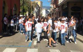 3,2,1, Via! A Tortolì con il Monument Mob è iniziato ufficialmente stamane il weekend dedicato a Monumenti Aperti