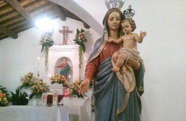 Jerzu, Madonna delle Grazie
