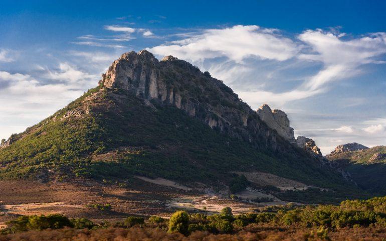 Le foto dei lettori. La bellezza del Monte Oseli a Urzulei