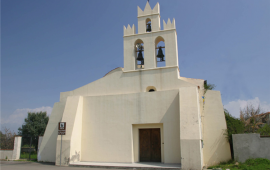 Chiesa di Girasole, eventi estivi