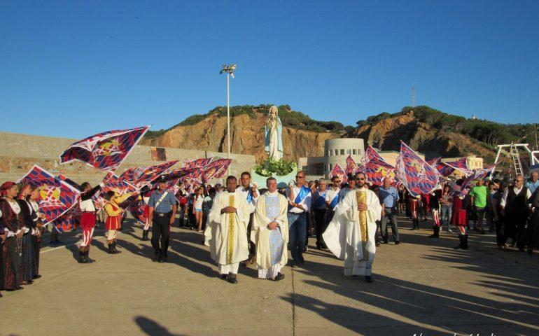 Arbatax si prepara per festeggiare Stella Maris dal 18 al 21 luglio