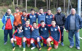 Squadra Giovanissimi Polisportiva Ulassai