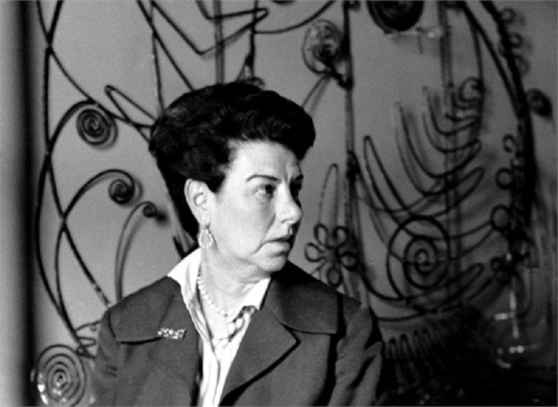 Accadde oggi. Nasce il 26 agosto del 1898 la collezionista d&#39;<b>arte</b> Peggy Guggenheim