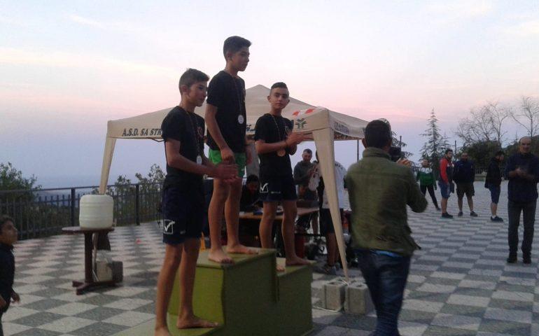 """(FOTO) A Villagrande per Sa Strumpa scendono in campo anche gli Under 17. I piccoli """"gherradores"""" conquistano il pubblico"""