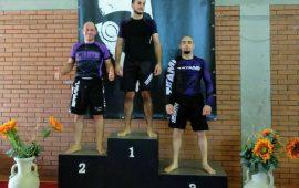 Torneo Sardinian Open di Jiu Jitsu, a Cagliari sul podio salgono due ogliastrini