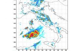 Meteo. Sardegna apri l'ombrello, da questo pomeriggio pioggia e abbassamento temperature