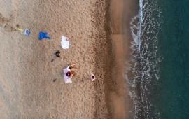 Il volo del drone sulle bellezze ogliastrine. Il VIDEO di Marco Ferrito incanta il web