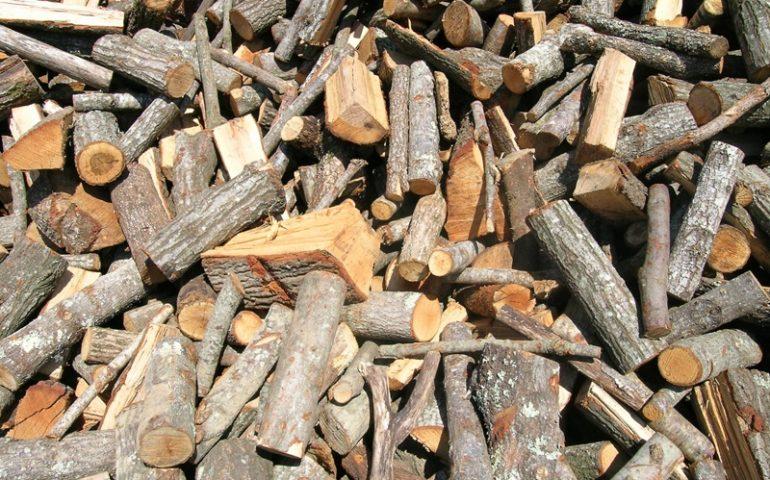 Arzana, pubblicato l'avviso per l'assegnazione di legna. Scadenza domande il 1 ottobre