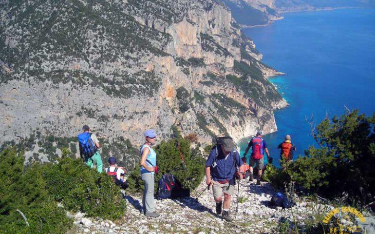 Nuova proposta di organizzazione per il trekking Selvaggio Blu. Rispettare il territorio, questa la regola