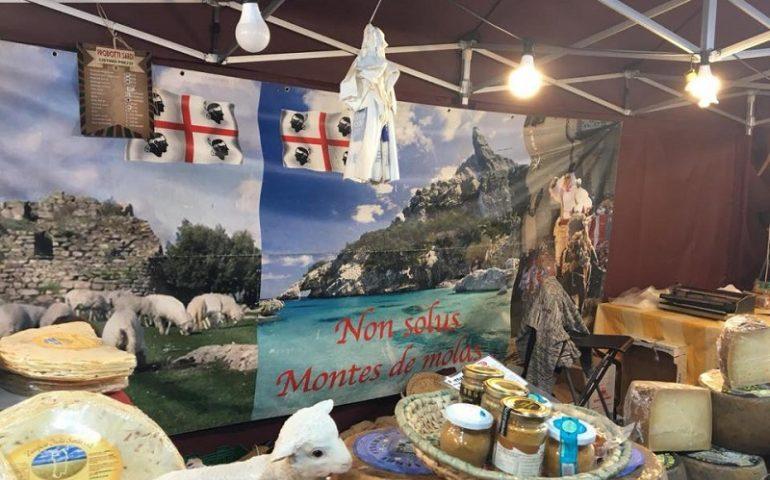 Arezzo, Mercato Internazionale dei sapori del mondo: Cala Goloritzé dà colore all'espositore della Sardegna
