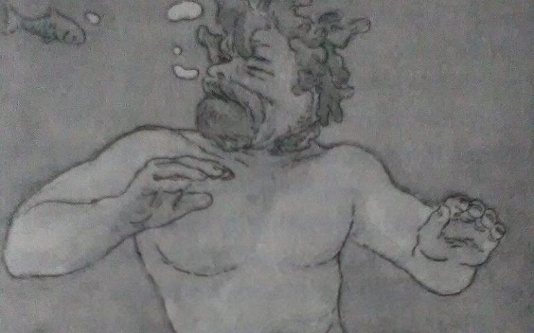 Il figlio del dio Nettuno, eroe di Sandalia