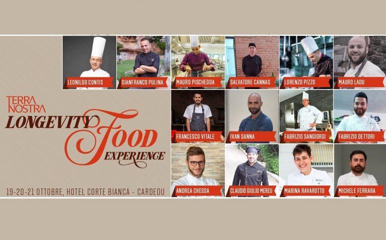 """""""Su Culurgioni"""" diventa gourmet: 14 chef sardi ai fornelli per raccontare la dieta dei centenari ogliastrini (FOTO)"""