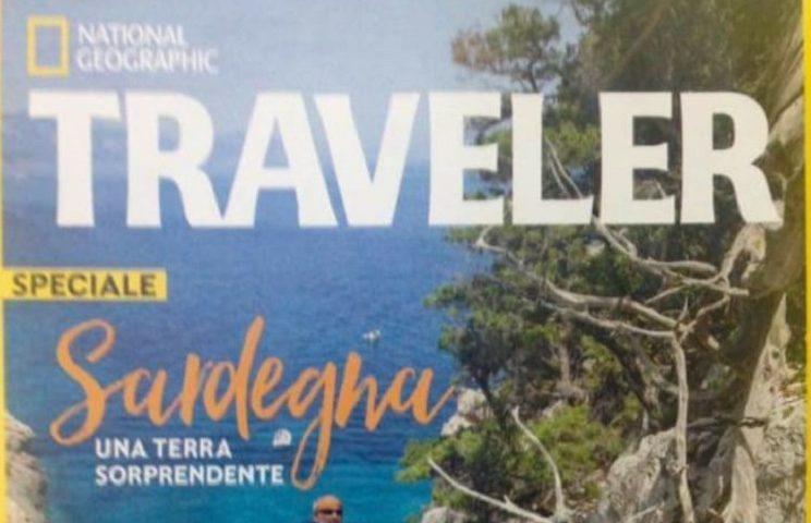 L'Ogliastra protagonista su Traveler, la rivista per esplorare il mondo